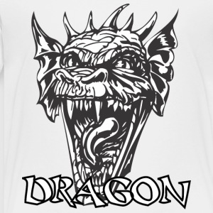 devil dragon - Kids' Premium T-Shirt