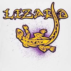 Cool lézard tribal - T-shirt Premium Enfant
