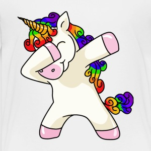 Unicorn Dabbing Unicorn T-Shirt - Kids' Premium T-Shirt