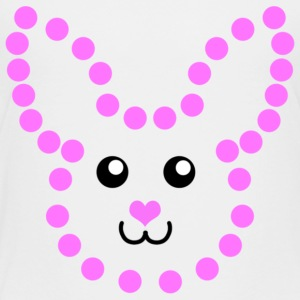 Dot-to-Dot Bunny - Kids' Premium T-Shirt