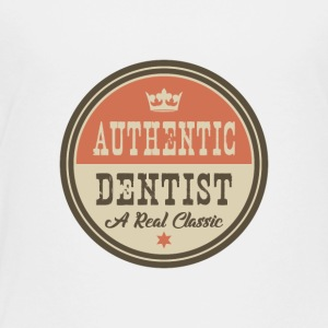AUTHENTIQUE DENTISTE - DENTAIRE - T-shirt Premium Enfant
