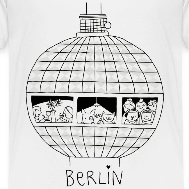 littlepublic  berliner fernsehturm  zum ausmalen