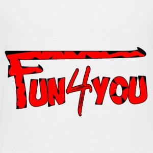 Fun4You - Børne premium T-shirt