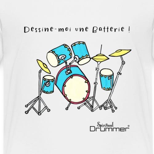 Luigi Drum - Kids' Premium T-Shirt