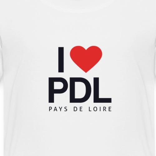 I love les Pays de Loire - T-shirt Premium Enfant