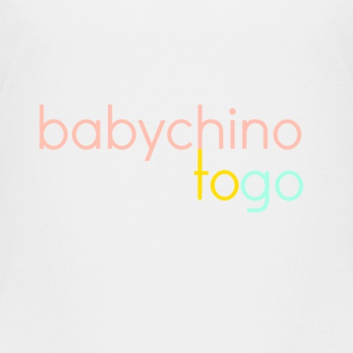 babychino2 - Kids' Premium T-Shirt