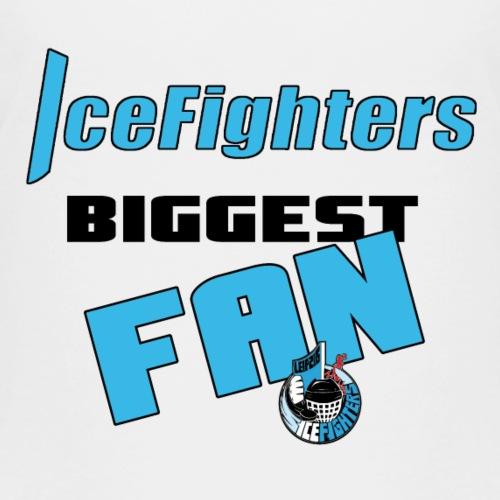 Biggest Fan - Kinder Premium T-Shirt
