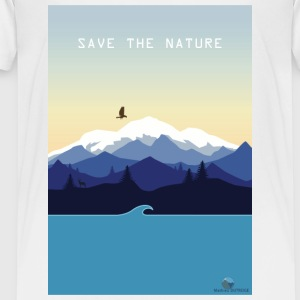 Save Nature - Kinderen Premium T-shirt