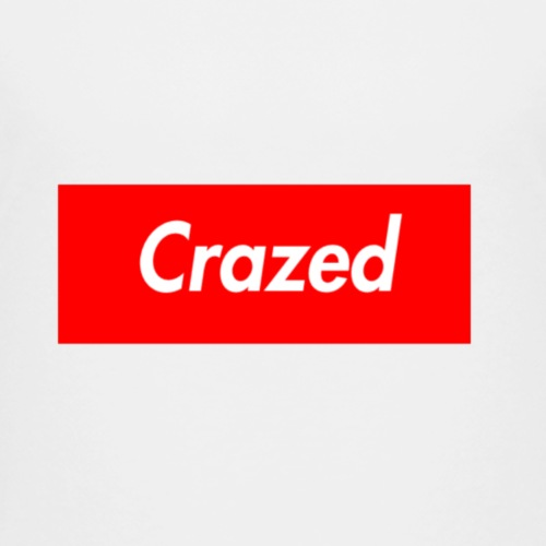 Crazed - Street Style Merch - Kids' Premium T-Shirt