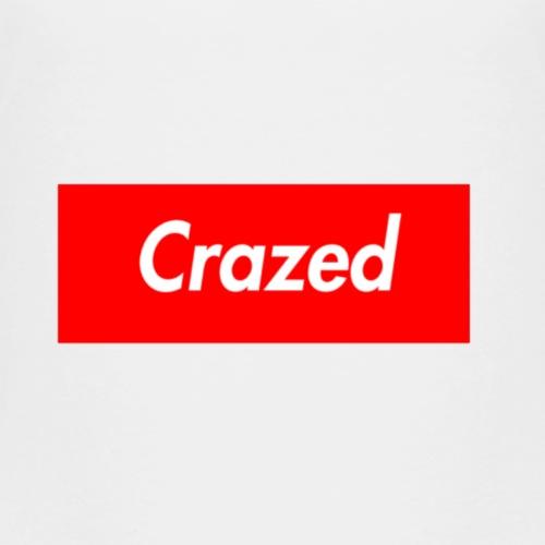 Crazed - Street Style Merch - Kids' Premium T-Shirt