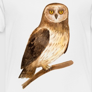 Animals · Tiere · Eule · Owl - Kinder Premium T-Shirt