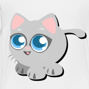 Sweet Cat Collection - Kids' Premium T-Shirt