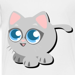 Collection Cat Doux - T-shirt Premium Enfant