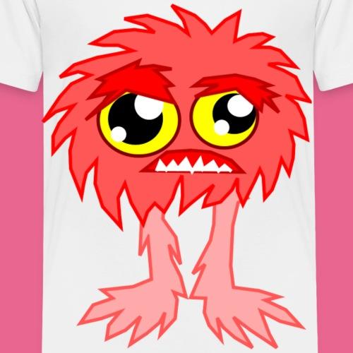 alien monstruo - Camiseta premium niño