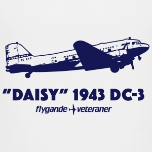 Daisy Flyby 1 - Premium-T-shirt barn