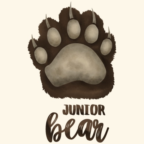 Junior Bear - für Familien-Partnerlook - Kinder Premium T-Shirt