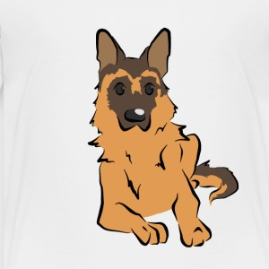 German shepherd - Kids' Premium T-Shirt