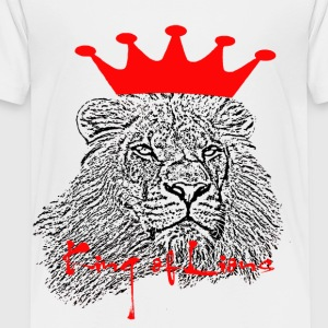 King of Lions - Kids' Premium T-Shirt