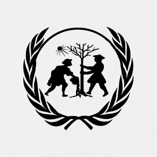 Logo Lorbeerkranz - Kinder Premium T-Shirt
