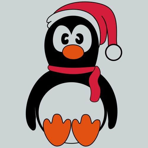 Christmas Penguin - Kids' Premium T-Shirt