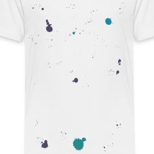 OMG! Got paint on my shirt! (Woman) - Kids' Premium T-Shirt