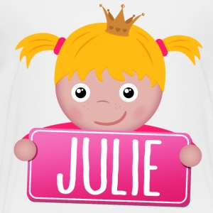 Little Princess Julie - T-shirt Premium Enfant