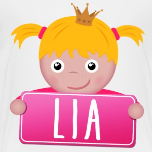 Little Princess Lia - Kids' Premium T-Shirt
