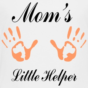 Mom's Little Helper - Kinderen Premium T-shirt