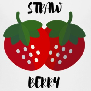 strawberries - Kids' Premium T-Shirt