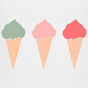 Ice Cream - Kinderen Premium T-shirt