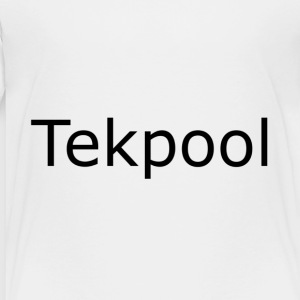 Tekpool - T-shirt Premium Enfant