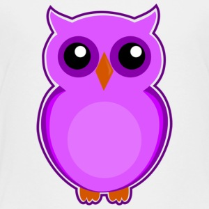 Colorful owl - Kids' Premium T-Shirt