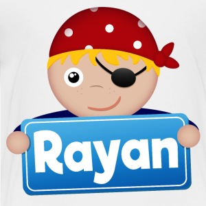 Petit Pirate Rayan - T-shirt Premium Enfant
