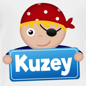 Little Pirate Kuzey - Premium-T-shirt barn