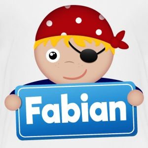 Little Pirate Fabian - Kids' Premium T-Shirt