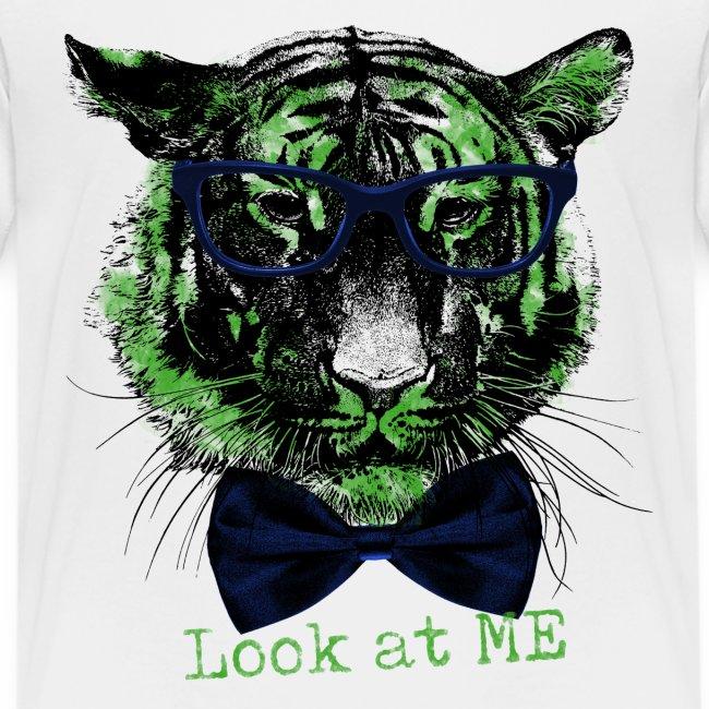 Tigerkopf_Look at me