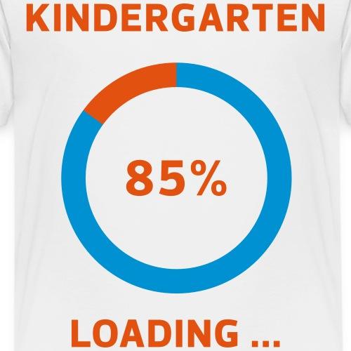 Kindergarten loading 5 - Kinder Premium T-Shirt