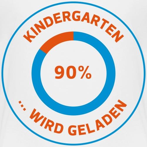 Kindergarten wird geladen 02 - Kinder Premium T-Shirt