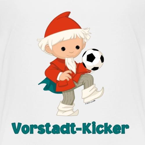 Sandmännchen Vorstadt-Kicker - Kinder Premium T-Shirt