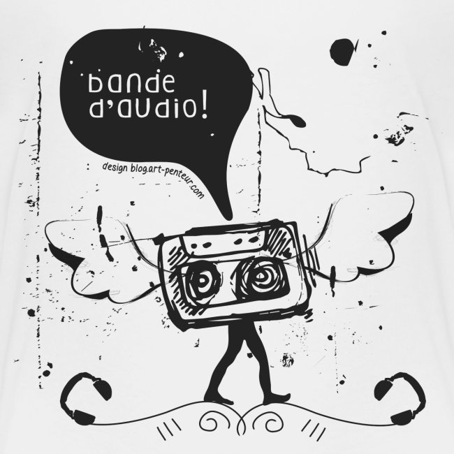 bande d'audio