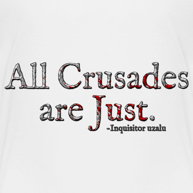 All Crusades Are Just. Alt.1