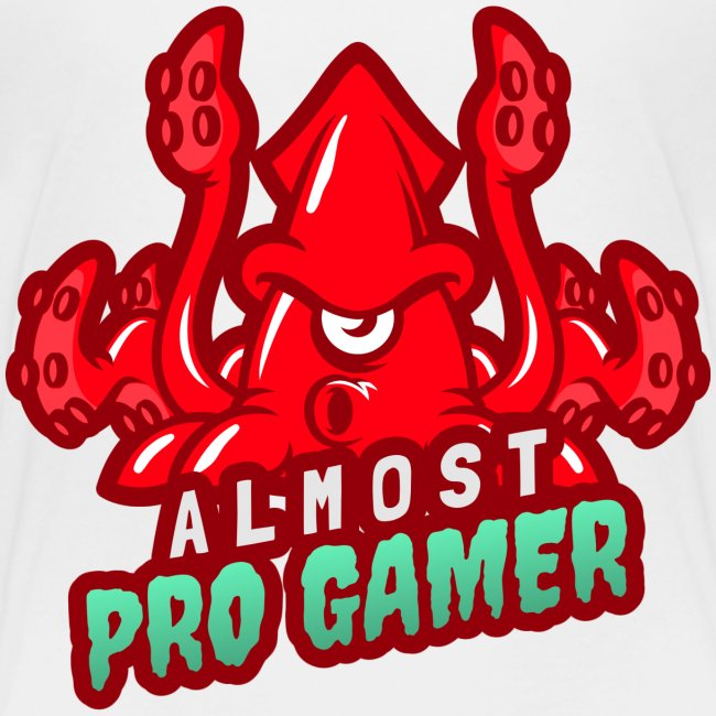 Almost pro gamer RED