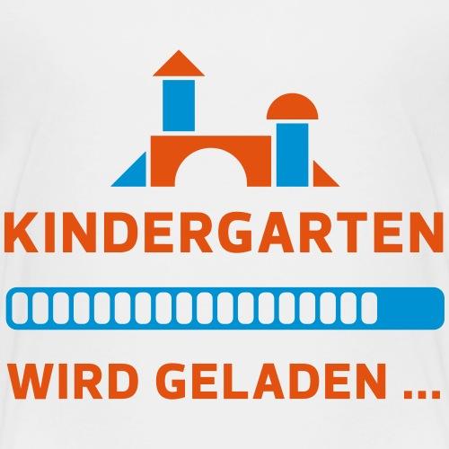 Kindergarten wird geladen 07 - Kinder Premium T-Shirt