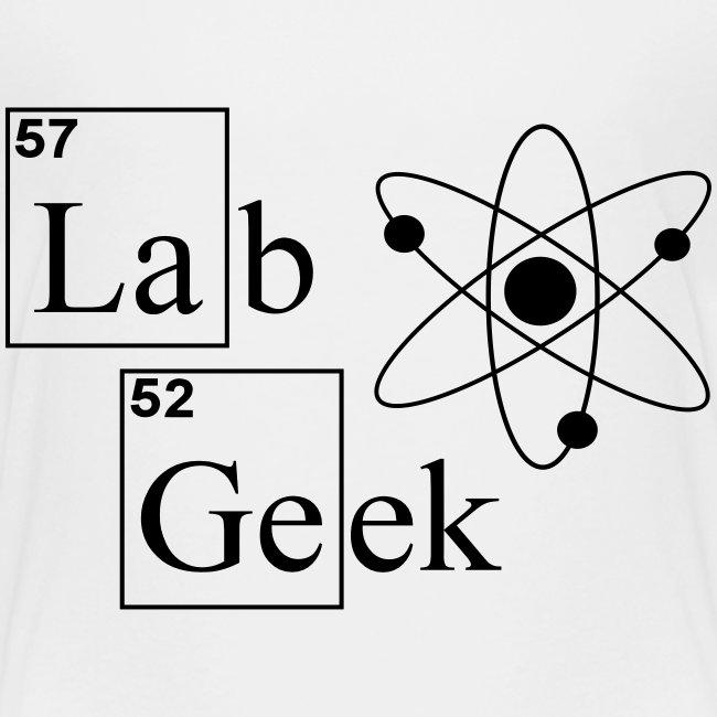 Lab Geek Atom