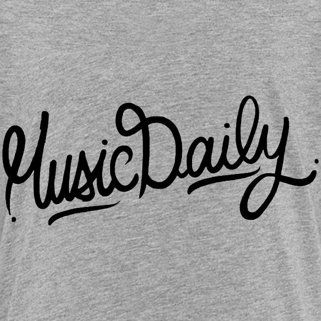 MusicDaily Logo