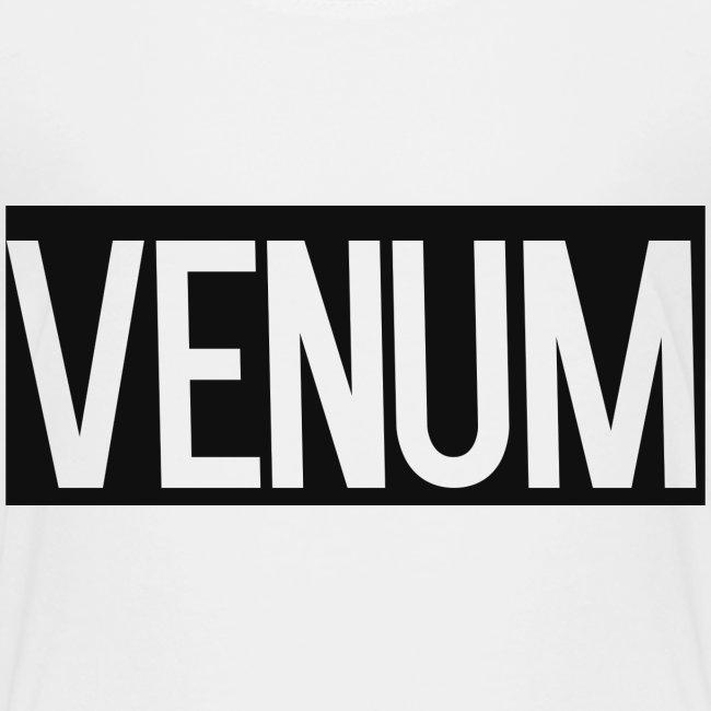VENUM ORIGINAL WHITE EDITION.