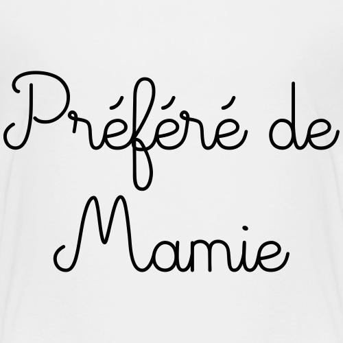 Préféré de mamie - T-shirt Premium Enfant