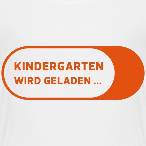 Kindergarten wird geladen 08 - Kinder Premium T-Shirt