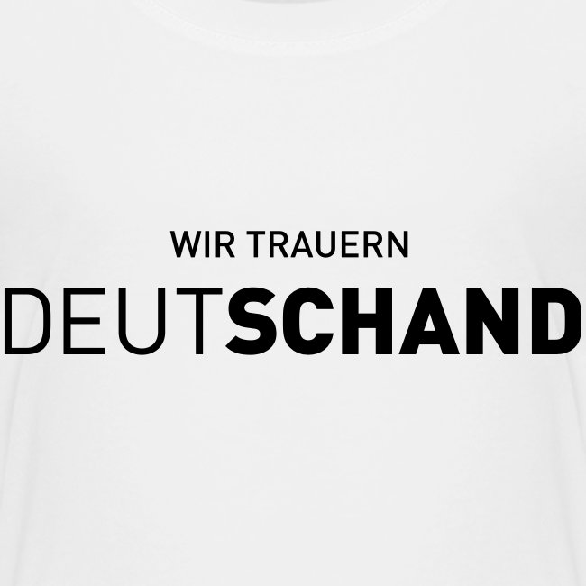 WIR TRAUERN Deutschand