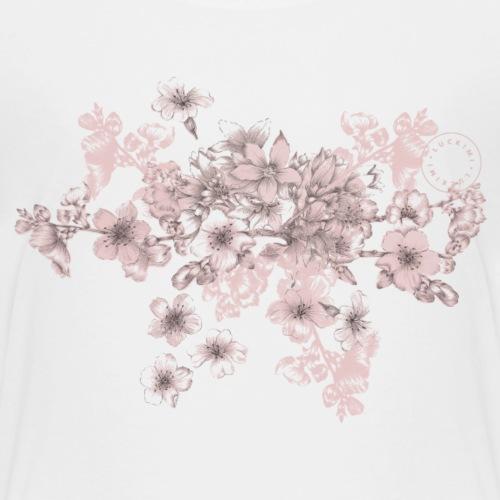 Pink bouquet - Children - Kids' Premium T-Shirt